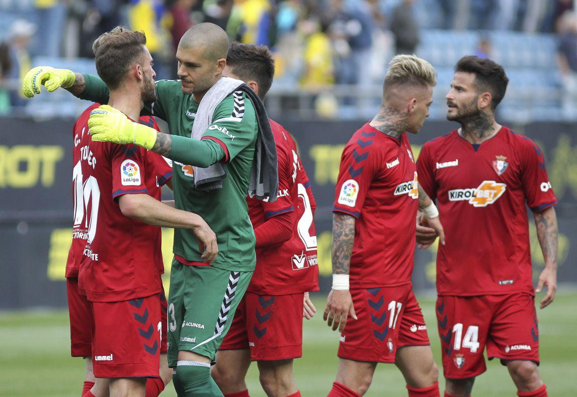 Overzicht promovendi en degradanten: Osasuna terug in Primera División