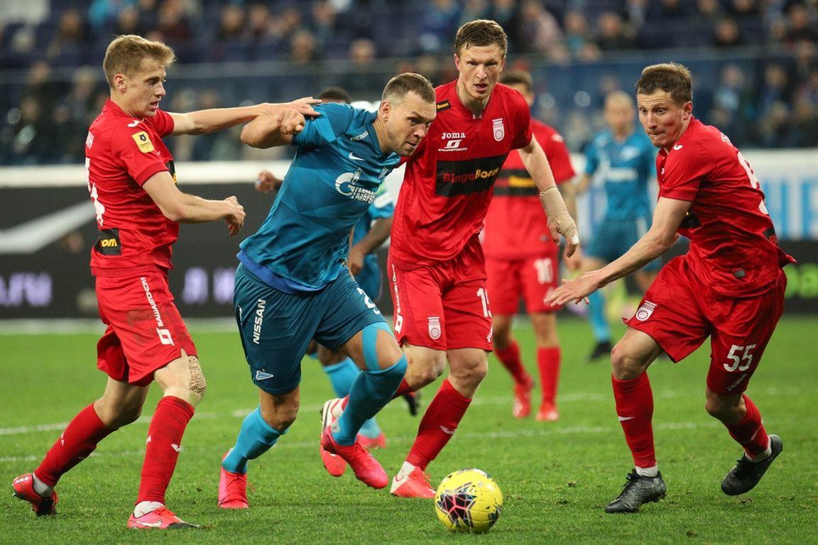City Football Group en Red Bull strijden om Russische laagvlieger