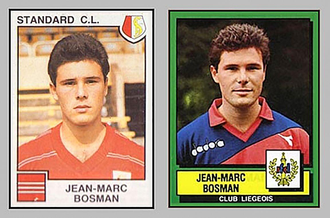 De hele voetbalwereld vergat Jean-Marc Bosman, behalve mevrouw Rabiot