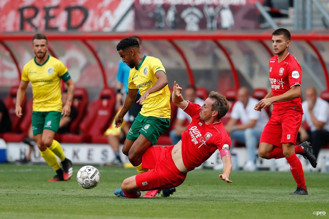 FC Twente deelt Fortuna mentale tik uit in aanloop naar Eredivisie-start