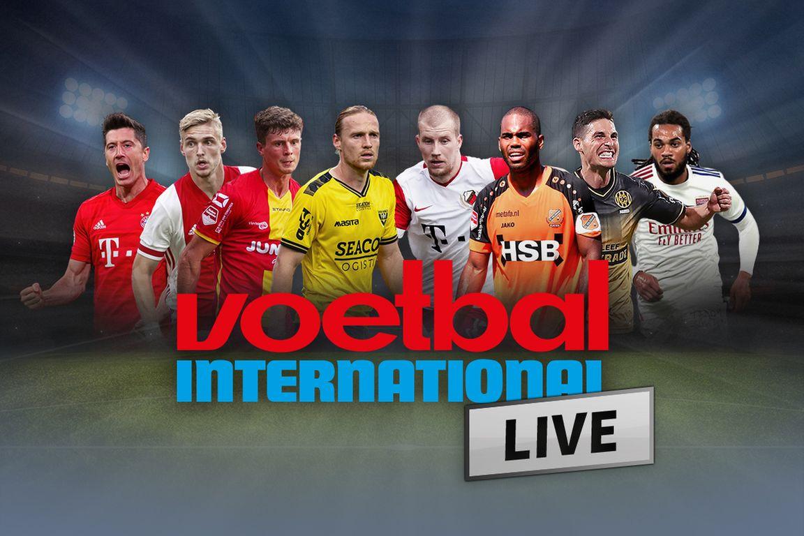 VI Live: Verdonk bij debuut flink onderuit tegen Benfica, HSV aan kop
