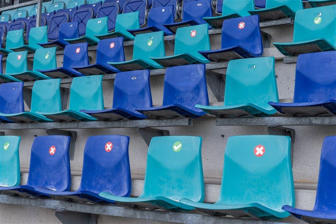 Eén speler van Willem II test positief op corona