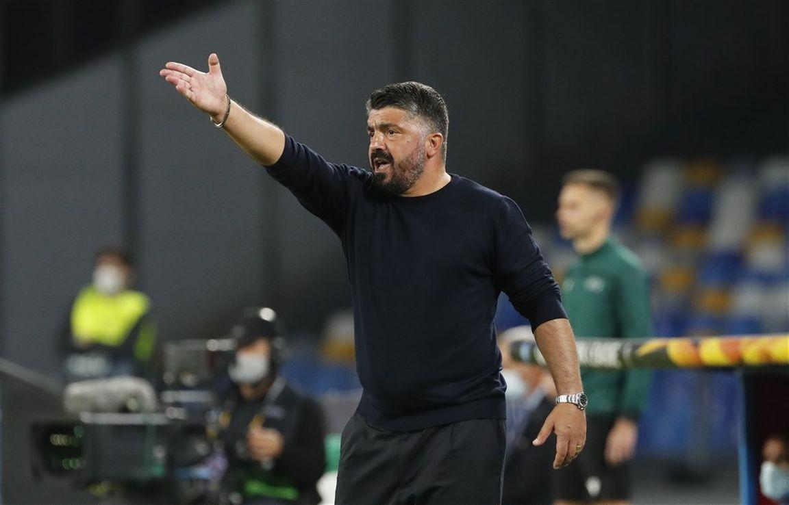 Napoli-coach Gattuso komt met mooi compliment voor AZ