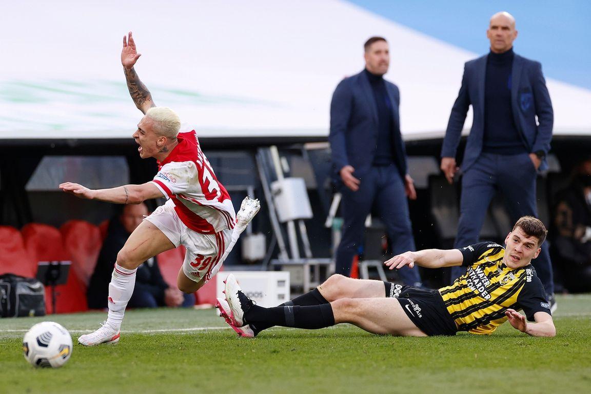 Transfernieuws Vitesse