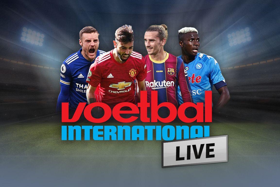 VI Live: Manchester United doet snel iets terug via Greenwood