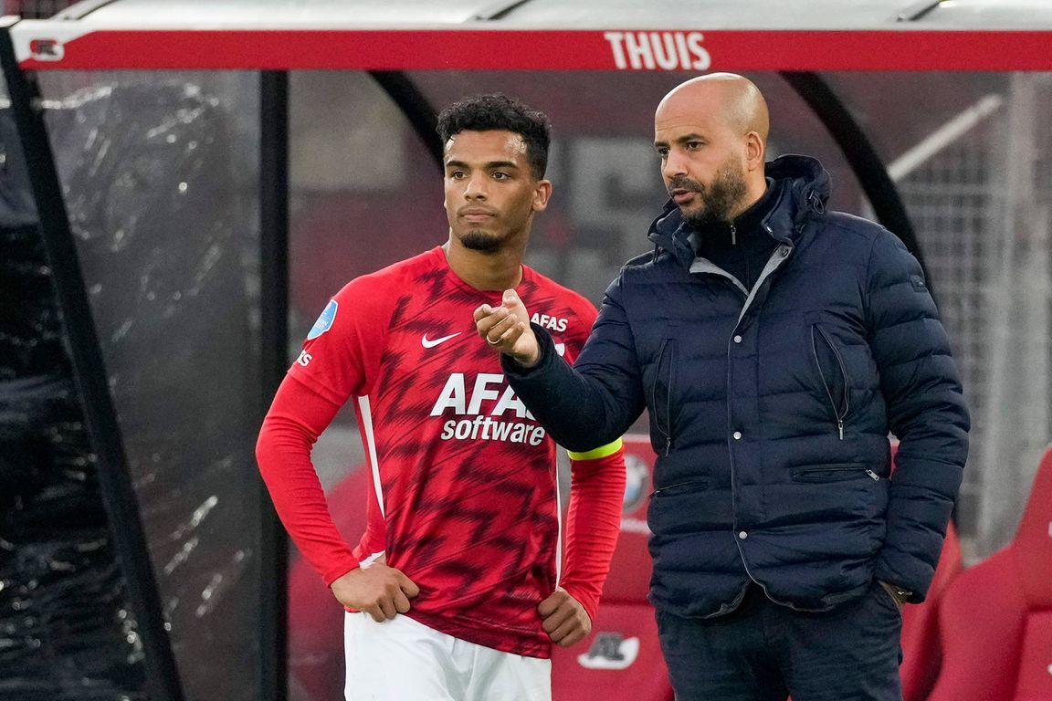 Wijndal: 'Na Ajax heeft AZ de beste ploeg van Nederland'
