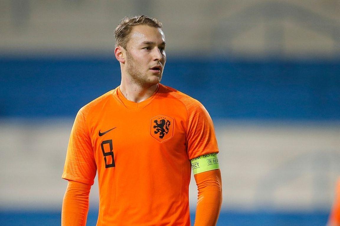 Afvallers Bij Nederlands Elftal Kunnen Ek Met Jong Oranje Vergeten Voetbal International
