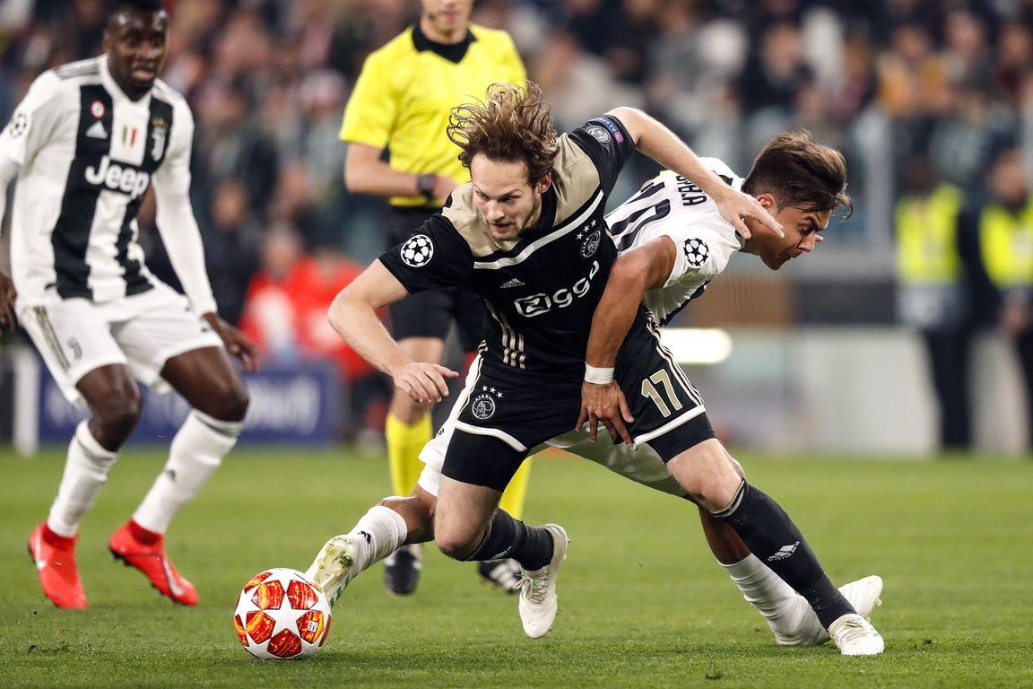 Zo raakt Ajax internationaal steeds verder achterop