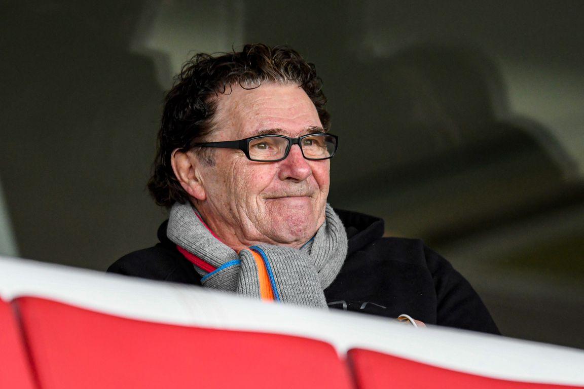 Van Hanegem cynisch over quote Schmidt: 'Go Ahead is een soort Real Madrid'