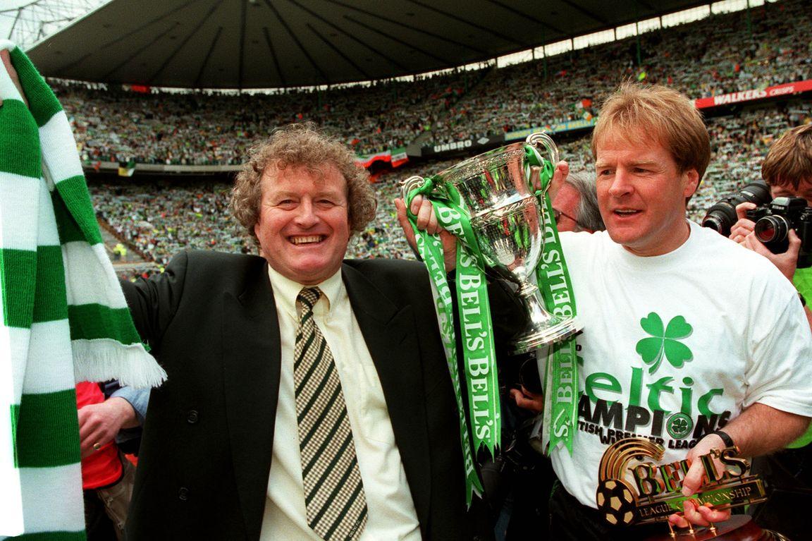 Celtic eert Wim Jansen na dementie-diagnose: 'You'll never walk alone'