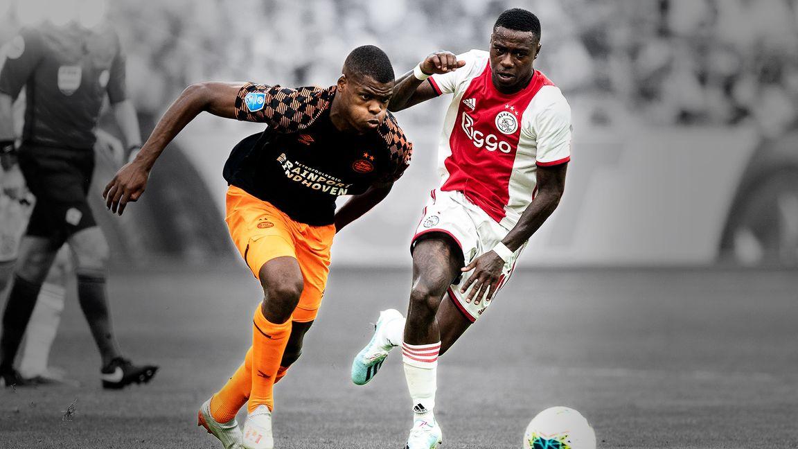 Gezien Alle Omstandigheden Moet Ajax Gewoon Van Psv Winnen Voetbal International