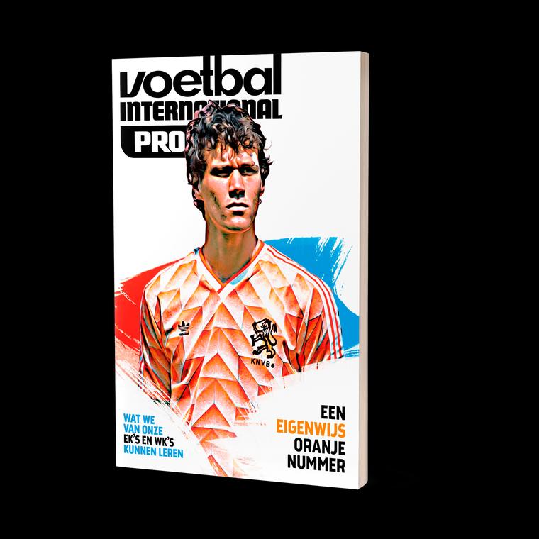 Oranje Tenue 1988 Eindigt Als Tweede Bij Bbc Verkiezing Wat Een Shirt Voetbal International