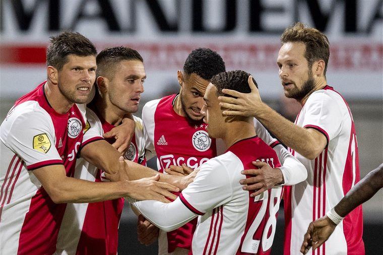 Ajax è pronto per la terza giornata di Champions