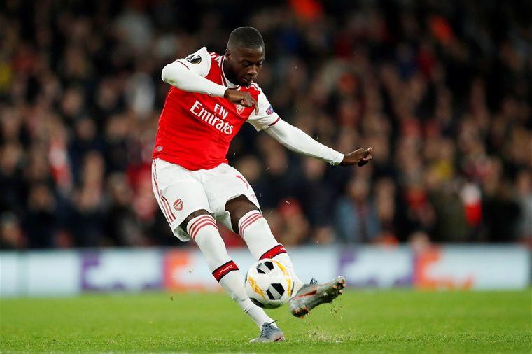 Specialist staat op: peperdure Pépé toont eindelijk zijn klasse bij Arsenal