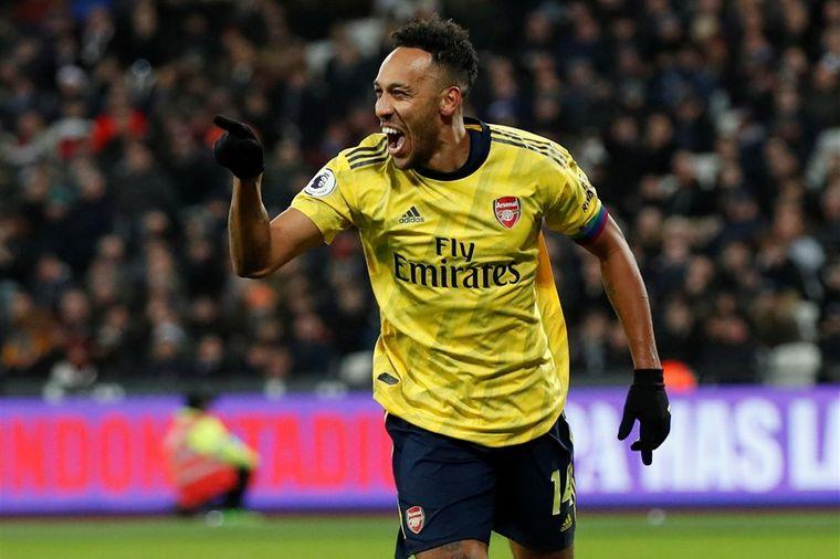 Ieder schot op doel is raak voor Arsenal bij beëindigen van horrorreeks