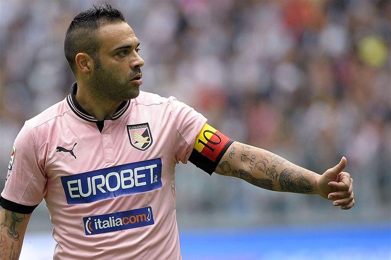 Leven 'maffiamaatje' Miccoli op zijn kop: lange celstraf geëist tegen oud-topspits - Voetbal International