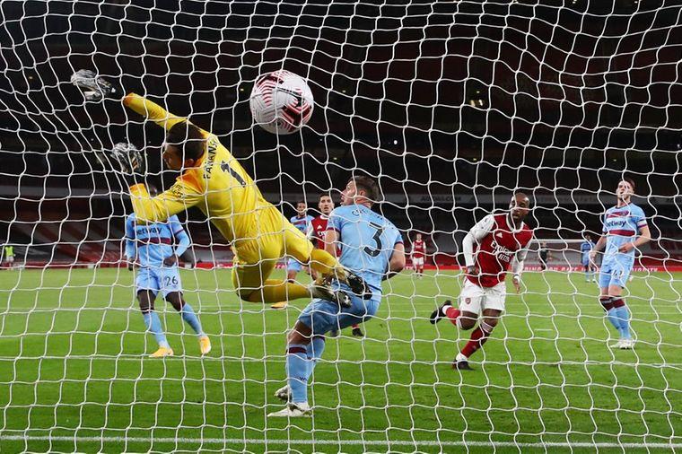 Arsenal komt met de schrik vrij na gouden wissel Arteta