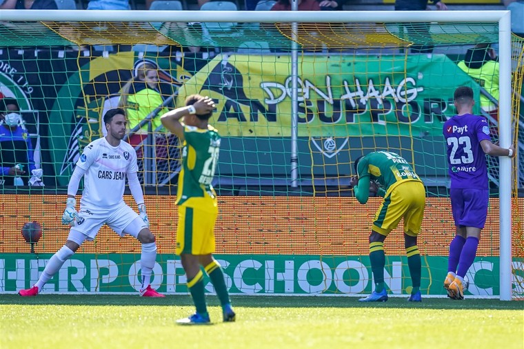 Lachwekkende Eigen Goal Pinas Komt Ado Duur Te Staan Tegen Groningen Voetbal International