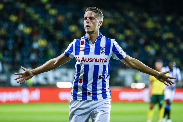 SC Heerenveen vreest voor last minute-transfer Veerman - Voetbal International