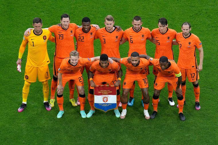 Via Boedapest En Baku Naar Wembley Dit Is De Ek Route Van Oranje Voetbal International